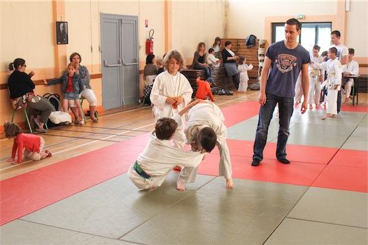 Photo de la mini-compétition