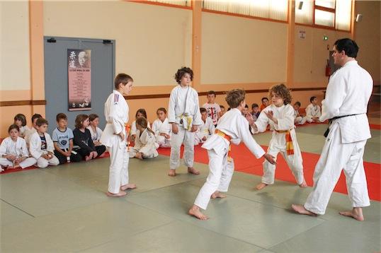 Photo du cours d'initiation